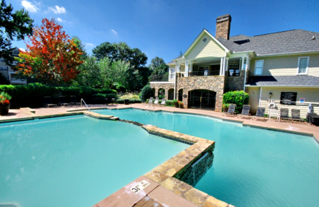 Walden Brook Apartments Pool